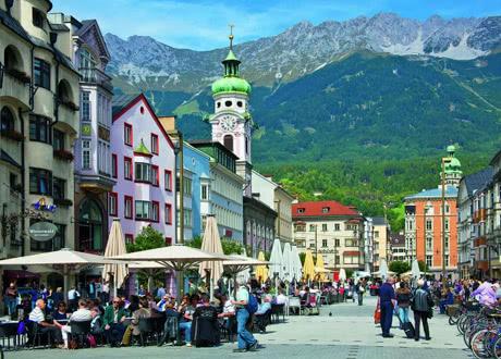 Туристическая виза в Австрию