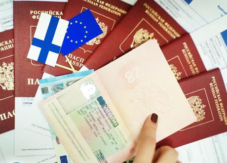 Документы для получения визы в Финляндию