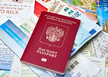 Пакет документов на греческую визу