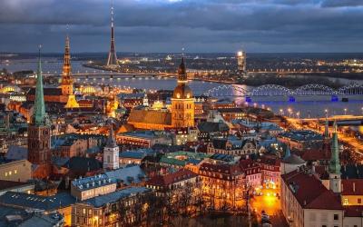 Получение визы в латвию