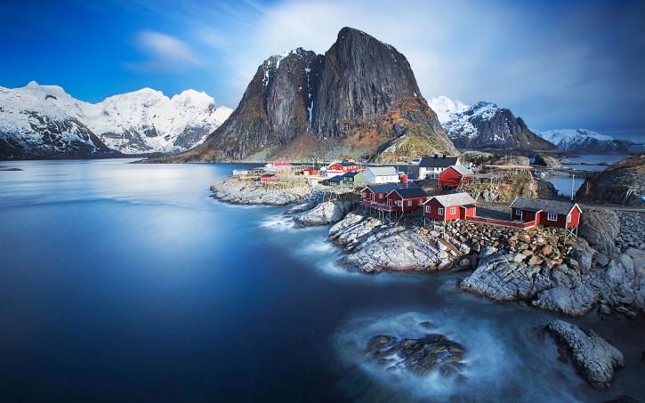 Нужна ли виза в Норвегию для россиян в 2017 году